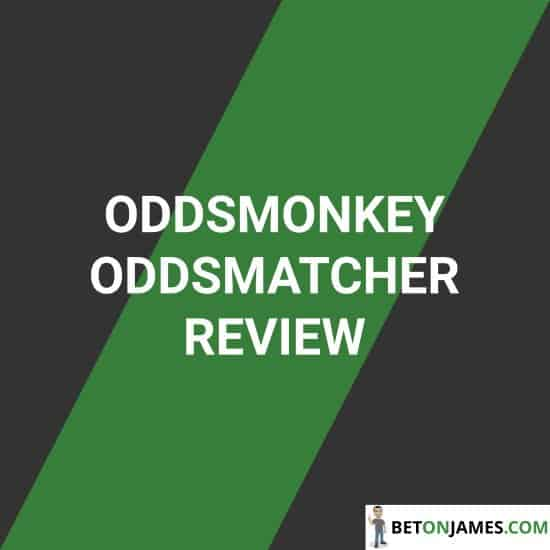 OddsMonkey OddsMatcher Review (Updated August 2018)