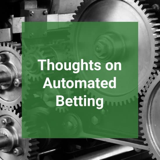 Automated Betting Featured Image