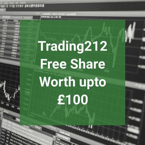 Get A Free Share Worth Upto £100! – 100% Working