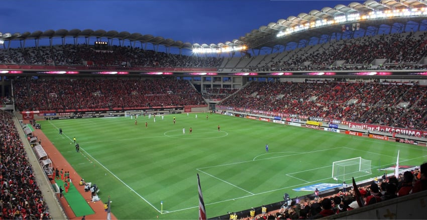 the best leagues for late goals stadium image